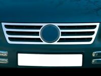 VOLKSWAGEN VW CADDY CHROME GRILLE STAINLES STEEL 2003 > ONLY £35.00