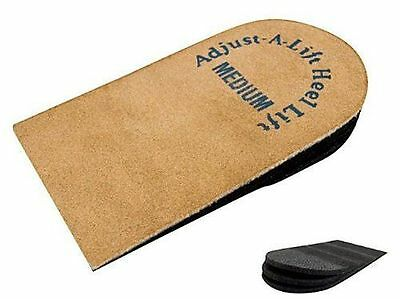 Warwick Enterprises Adjust A Lift Heel Lift, Medium (Pack of 2)