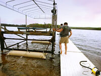 Easily Install & Remove Your Boat Lift - Boat Lift Helper