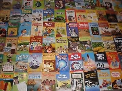 Grade 5 Macmillan McGraw Hill Set of 30 Leveled Readers 5th Reading - Leveled Readers