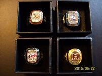 Looking For Stanley Cup Rings From Beer Cases!!!!
