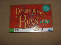 Dangerous Book for Boys Board Game