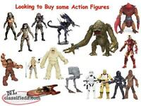 Looking to Buy some Action Figures