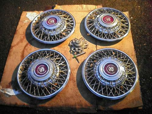 Cadillac Spoke Hubcaps Parts Amp Accessories Ebay
