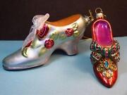 Shoe Christmas Ornaments