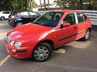 *** 2001 Rover 25 1.4i - 1 Owner From New - Amazing Value For Money! ***