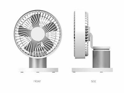Yoitch Caring Fan Wireless Desktop Fan White
