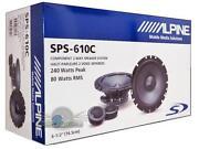 Alpine SPS-610C