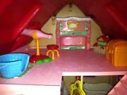 Strawberry Shortcake Room