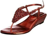 Unze Women's Evening Shoe CLEARANCE SALE OVER 50% OFF