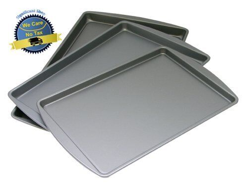 cookie-baking-sheets-pan-set-bakeware-steel-non-stick-oven-3-pc-sheet-tray-new.JPG