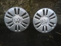 Wheel Trims for VW Up