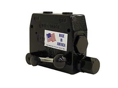 Prince Hydraulic Compensated Flow Control Rdrs-1975-30 34 Ports 0-30gpm Relief