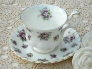 Royal Albert Sweet Violets
