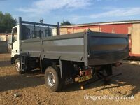 Ford iveco tipper