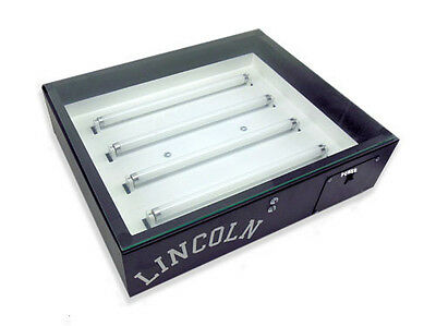 Lincoln 20x24 Es3 Exposure Unit Burn Box Exposer Exposing System W Free Gift