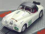 Jaguar XK120 Slot Car