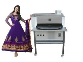 "Commercial/Catering ROTI NAAN MACHINE / Tandoor / Tandoori oven / roti maker / Original / 30 ""Disc"