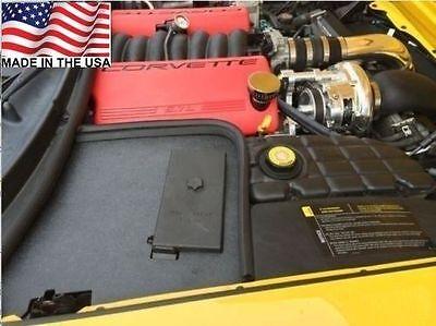 - C5 Corvette Battery Den Cover 1997 1998 1999 2000 2001 2002 2003 2004 Black New