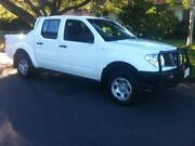 Nissan Navara D40 Manual