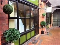 TOWN CENTRE SMALL RETAIL/OFFICE SPACE IN ATTRACTIVE COURTYARD DEVELOPMENT 352 sq.ft
