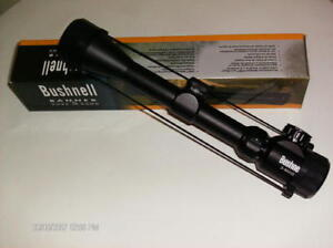new bushnell 3-9x40 scope $150 at canadian tire