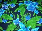 Tropical Print Fabric