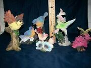 Hummingbird Figurines