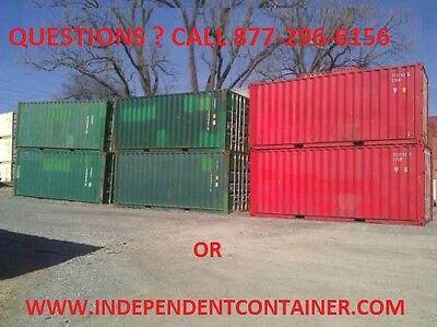 20 Cargo Container Shipping Container Storage Container In Atlanta Ga