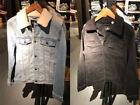 Hollister Jean Jackets Blue Coats & Jackets for Men
