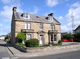 Elgin - small office to let - 265 sqft with one car space