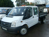 2010 10 Ford Transit Tipper Dropside 2.4TDCi 115PS 350 LWB - Diesel Van