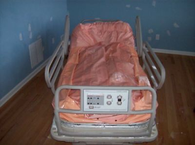 HILL-ROM CLINITRON @ HOME AIR FLUIDIZED WOUND THERAPY BED