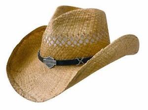 Raffia Cowboy Hat 8791564b402c