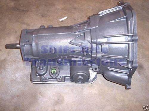4l70e Hi-performance Stage I Remanfactured Transmission M70 Rebuilt Trailblazer