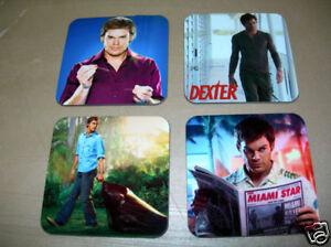 Dexter Morgan Drinks Michael C Hall Coaster Set