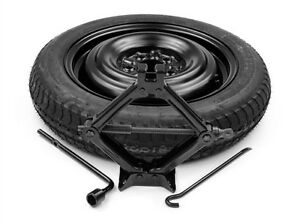 Spare Tire and Rim for KIA Sportage