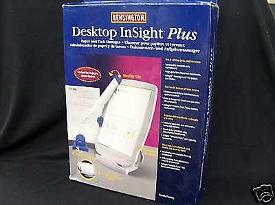 Kensington Insight Plus 62064 Desktop Paper Manager