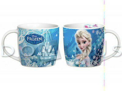 39061 Disney Frozen Becher Tasse Kinderbecher Eiskönigin Porzellan Elsa 300 ml