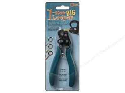 The Beadsmith Tool One Step Big Looper 3mm Loops -NEW!!