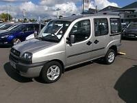 2003 FIAT DOBLO JTD ELX MPV DIESEL