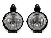 Mini Cooper Fog Lights