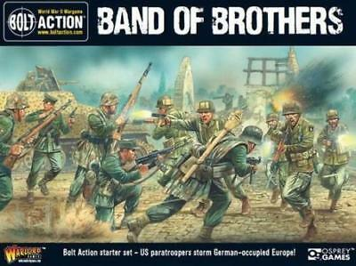 BAND OF BROTHERS BOLT ACTION STARTER SET - WARLORD GAMES - BOLT ACTION - WW2
