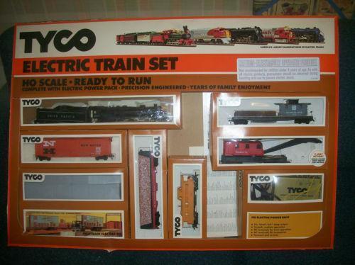 Vintage Tyco Train 117