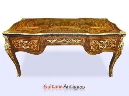 - Antique French Desk EBay