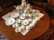 Meissen Tea Set