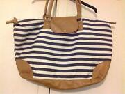 Primark Stripe Bag