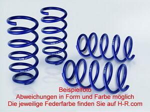 H&R Sport-Federsatz 15/30mm Smart ( fortwo ),Typ 451, Coupe+Cabrio, 29067-1