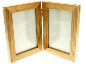 wooden double photo frames - Double Picture Frame
