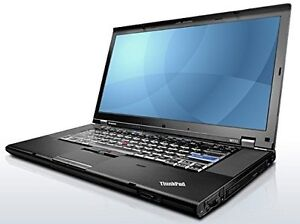 """Lenovo T510 Notebook, 15.6"""" screen, 320Gb HDD, Win 7 Pro"""